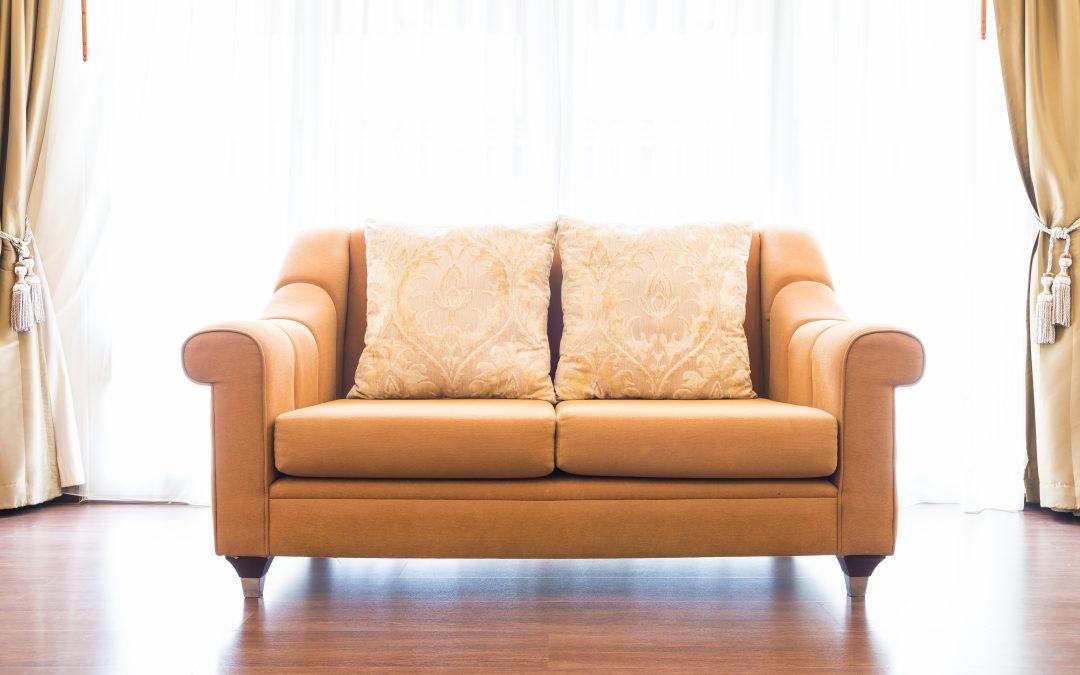 Sofa typu greckiego